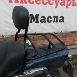 Багажник и спинка водителя для Honda Magna