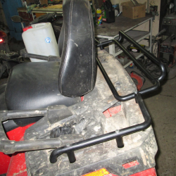 Багажник для ATV