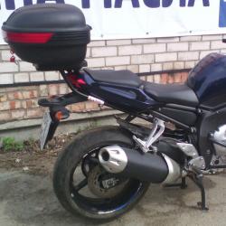 крепление кофра для Yamaha FZ1S