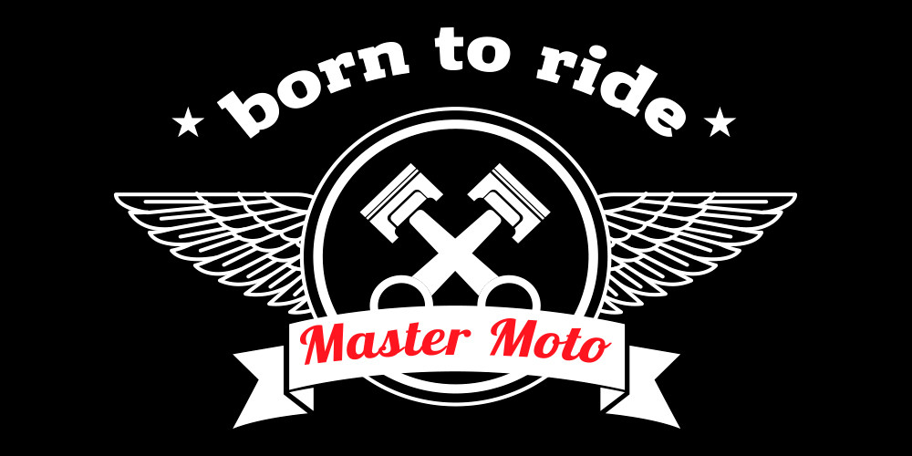 born to ride master moto